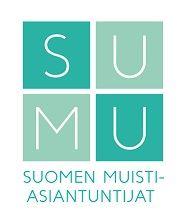 Suomen muistiasiantuntijat ry:n logo.